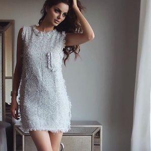 Dresses & Skirts - Tweed dress  ! Brand new S/M/L